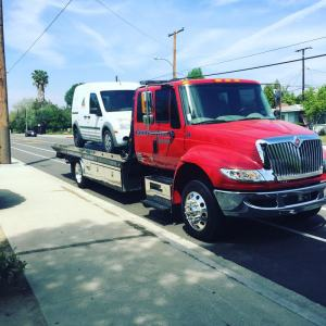 continental auto towing